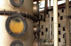 kolonová destilace