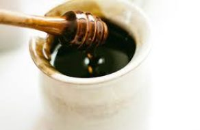 panenský cukrový med