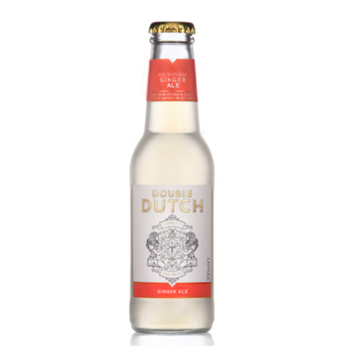 Double Dutch Ginger Ale 200ml